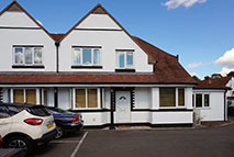 Flat in Blossomfield Road, Solihull